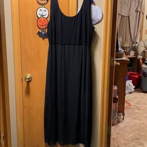 Vince Camuto Black maxi dress  Size 3X